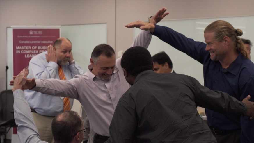 MBCPL Students enjoy their first leadership-building session with Expanding Horizons