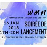 SOIRÉE DE LANCEMENT WMN