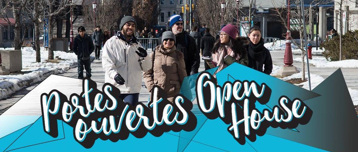 Image promotionnelle des portes ouvertes