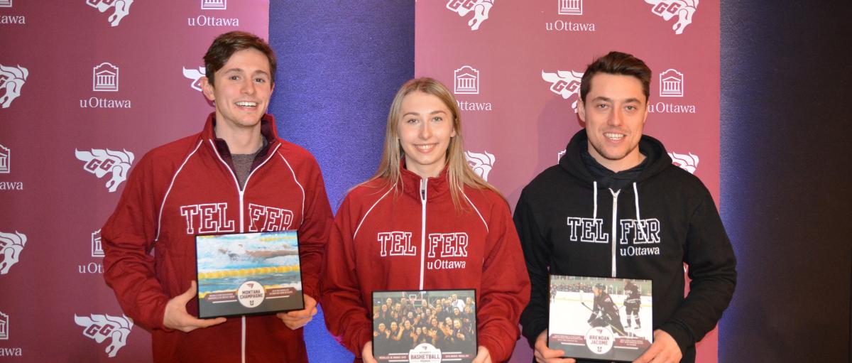 Les Gee-Gees de Telfer remportent cinq prix aux championnats nationaux