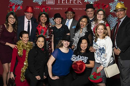 Photo Gallery: Telfer Executive MBA's Annual Alumni Holiday Party